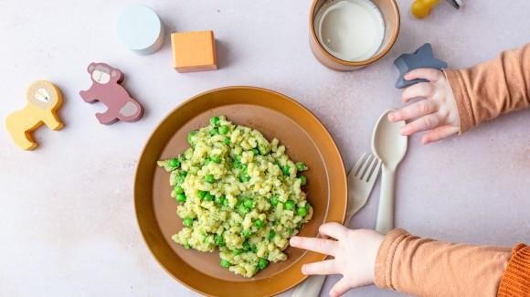 Pasta broccolipesto (12 maanden)
