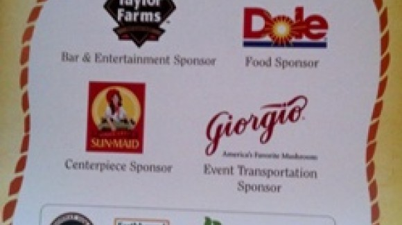 "Rijk Zwaan USA Lovemysalad.com sponsors Silent Auction at ""PBH Celebrates"" event"