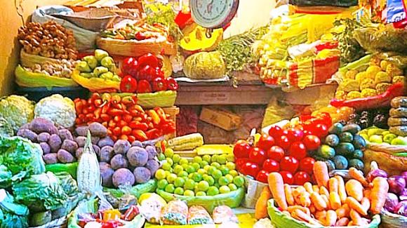 Frutas y verduras, salud desde Perú