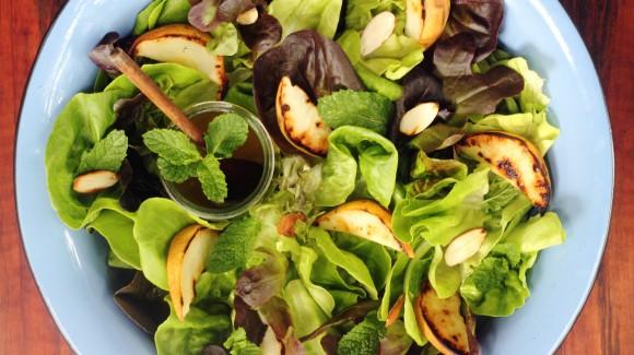 Saladinha, saladão! Salanova de montão!