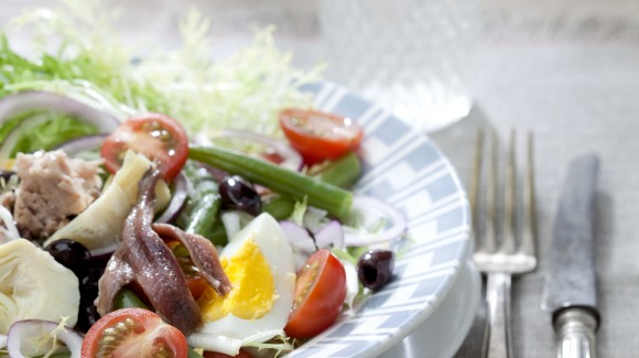 Salat Niçoise - Der Geschmack Frankreichs