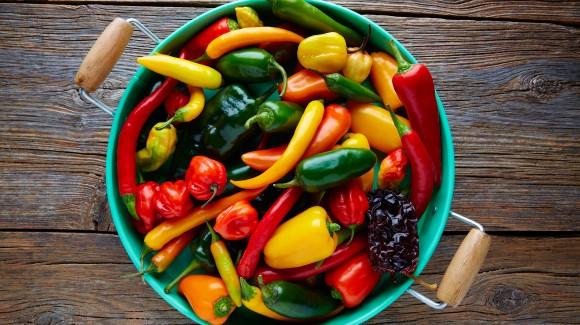 15 ways to enjoy the sensational flavours of capsicum