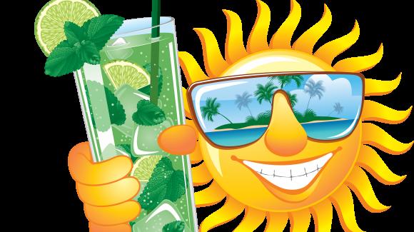 Ковток сонця у вашій склянці