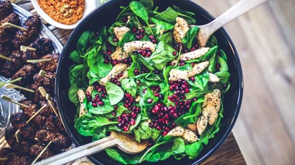 La versatilidad de las espinacas en la cocina