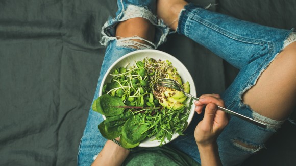 The super-simple green salad formula everyone should know