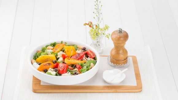 Vietnamese Sweet Pepper Salad
