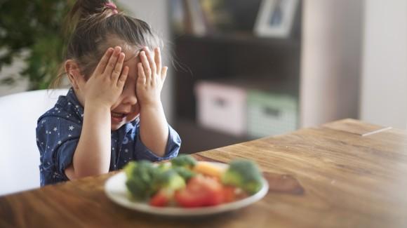 Waar let je op als je kind niet wil eten