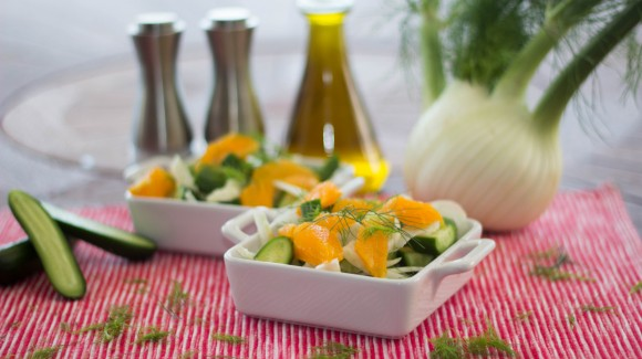 Cure your hunger instantly with snacking salads